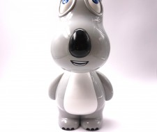 Kinderlamp Dog 1